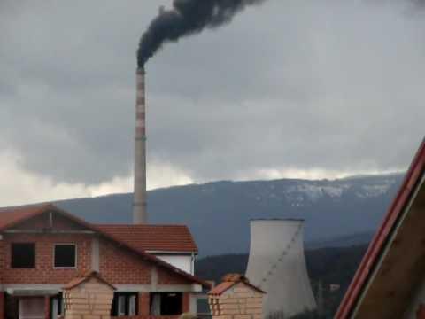 Termocentrali Oslomej(Macedonia)