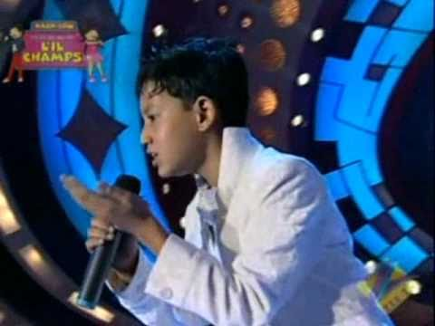 Ya Rabba sung by Yashodhan Kadam on Little champs 2009