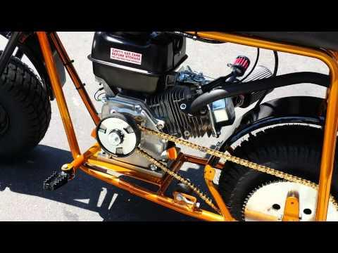 Baja Doodlebug Mini Bikes......The New Projects