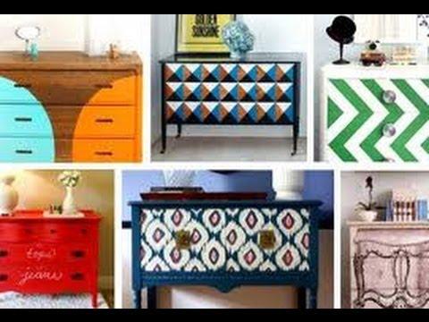 Diy Boho Dresser Thrifty Diy Vintage Dresser