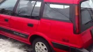 Corolla 4WD / Alltrac AE95 1992