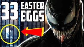 Venom: Every Easter Egg and Marvel Reference