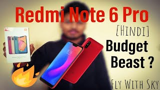 Redmi Note 6 Pro (My New Beast ) | BestBudget Phone Till Now? Review & Un boxing [Hindi]