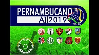 Sport x Petrolina AO VIVO Campeonato Pernambucano  2019