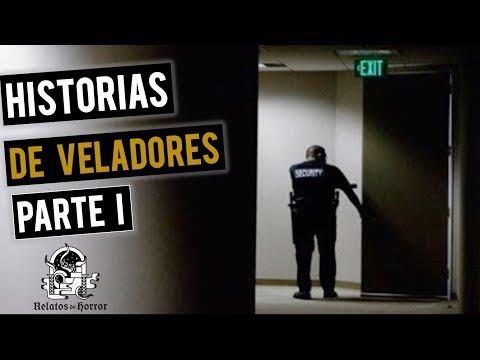 RELATOS DE VELADORES I (HISTORIAS DE TERROR)