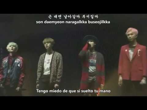 BTS - Butterfly - HYYH (Sub español - Hangul - Roma)