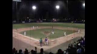 Final Béisbol UAS vs UACH Universiada Nacional 2013