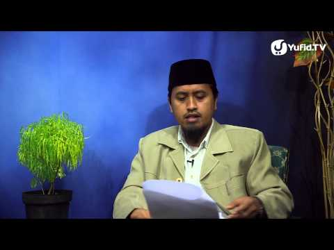 Kajian Islam: Belajar Wudhu Bagian 3 - Ustadz Abdullah Zaen, MA