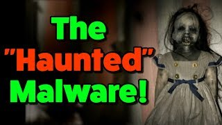 Destroying a VM With a Spooky Malware! (Virus Investigations 36)