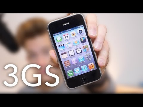 iPhone 3GS: A look back in history