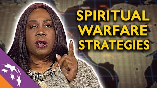 Next Level Spiritual Warfare Strategies | Dr. Venner J. Alston