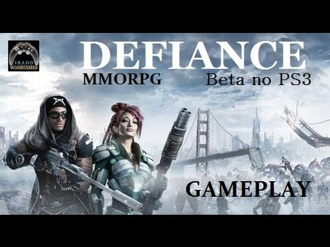 Defiance beta No Ps3 Gameplay