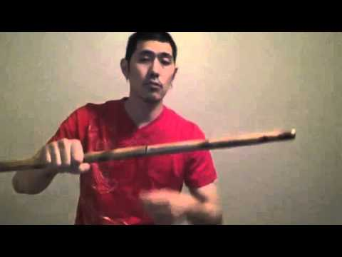 beginners Eskrima part 1