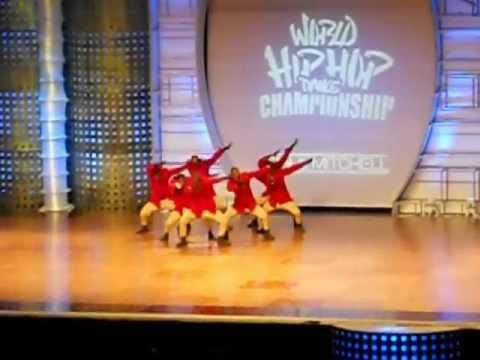 Brooklyn- South Africa  (hip Hop International 2012) video