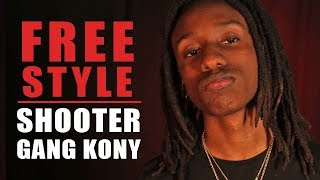 ShooterGang Kony Freestyle | What I Do