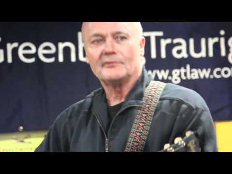 Showbiz411.com: The Office's Creed Bratton performs the NY Lounge Sundance Film Festival 2011