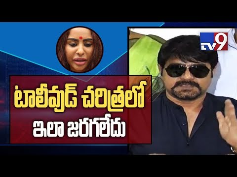 Hero Srikanth Reacts On Actress Sri Reddy Controversy || TV9