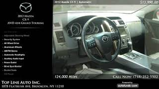 Used 2012 Mazda CX-9 | Top Line Auto Inc., Brooklyn, NY