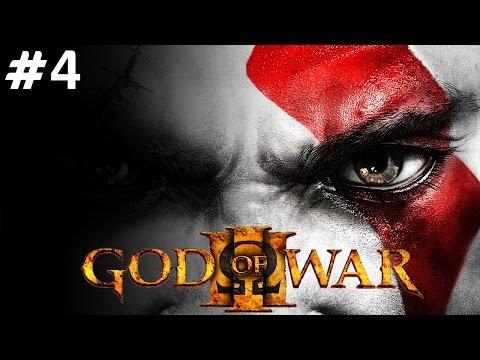 God Of War 3 - Hades'in Sonu - Bölüm 4 video