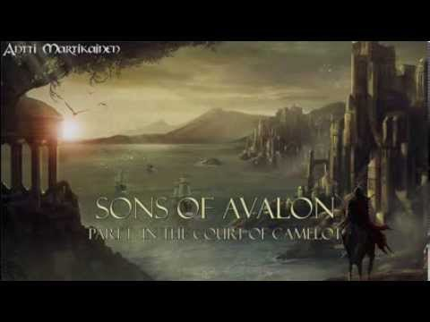 Epic medieval celtic music - Sons of Avalon