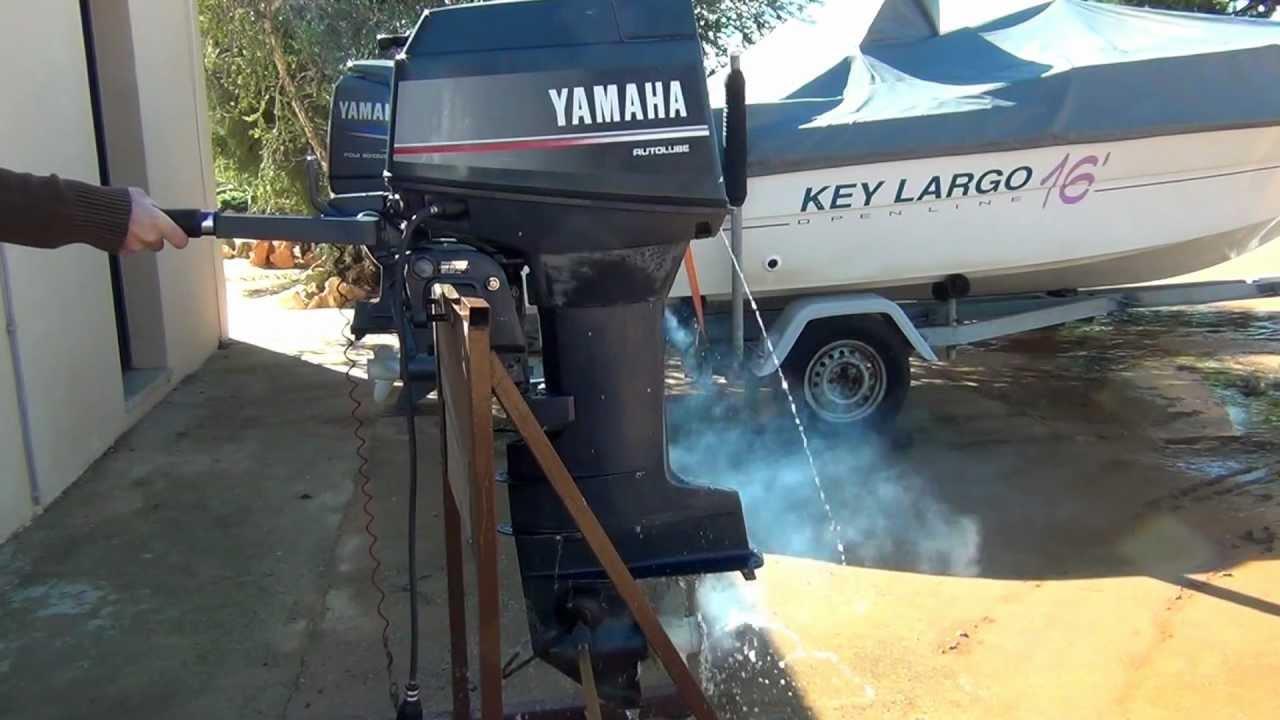 Yamaha   Hp Outboard Stroke