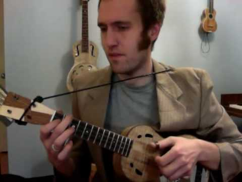 Fingerstyle Ukulele Instruction Part 1- Tabs Available!
