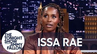Issa Rae Accepted an Award Like a Boss Rapper Without Humility
