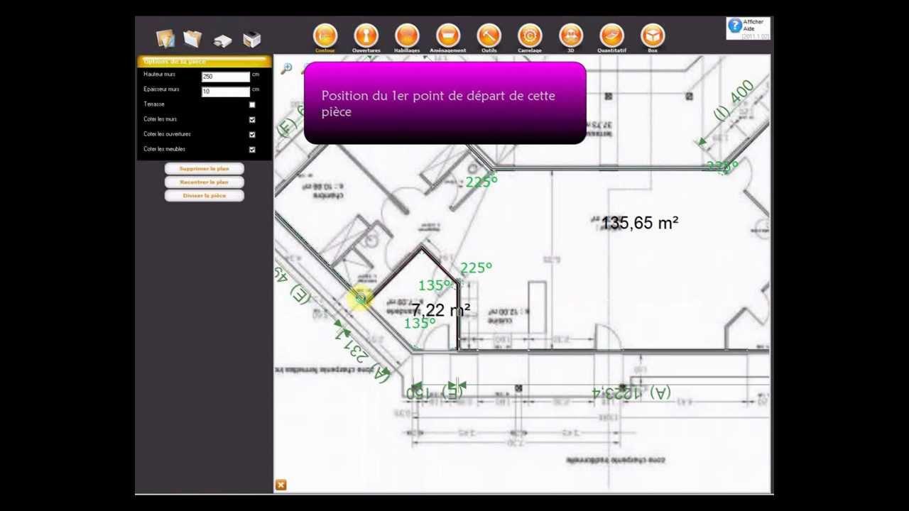 Didacticiel logiceram logiciel salle de bain 3d youtube - Logiciel 3d salle de bain gratuit ...