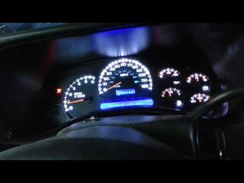 2004 GMC sierra complete interior led conversion