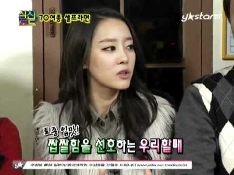 120204 Woori & No Eul - Full Episode @ 2012 God of Cookery (RAINBOW 레인보우 レインボー)