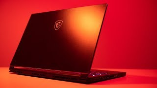 MSI GS65 Stealth Thin Review || The James Bond of Gaming Laptops