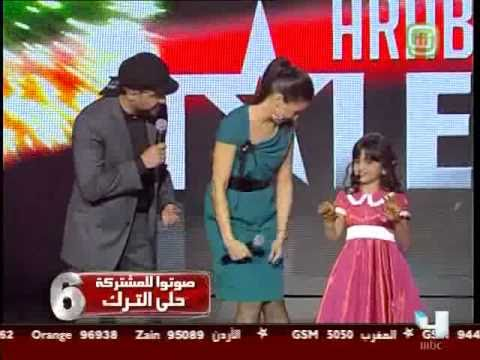 Arabs Got Talent - Semi-final - Ep12 - حلى الترك Music Videos