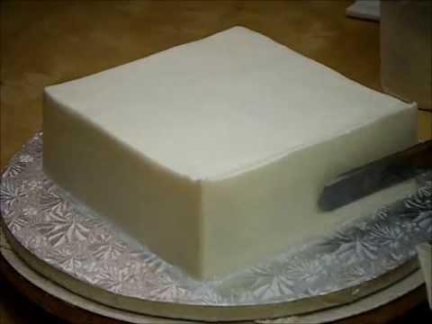 Como alisar una torta cuadrada con buttercream youtube - Como distribuir una cocina cuadrada ...