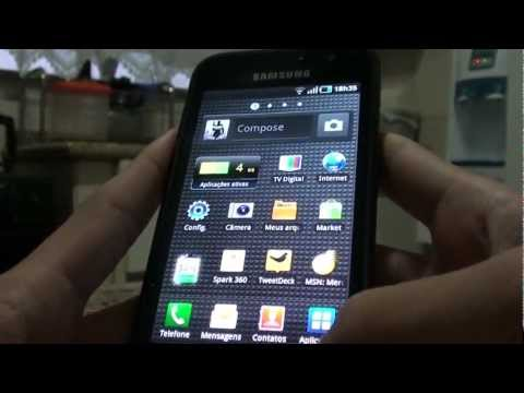 Tutorial - Como tirar Print Screen no Galaxy S PT-BR