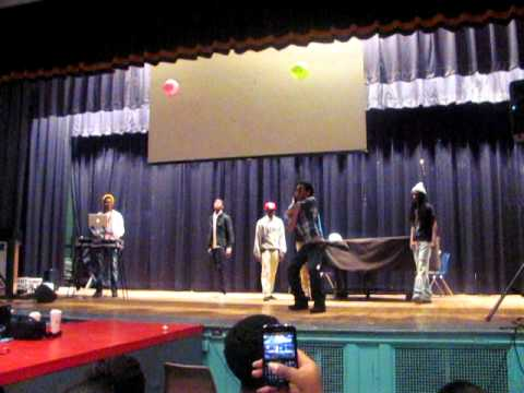 EMPHAMOUZ @ WEST SIDE HIGH SCHOOL
