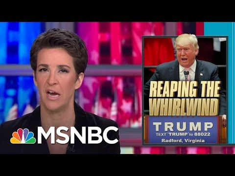 GOP Primary Changes Favor Donald Trump's Early Lead | Rachel Maddow | MSNBC