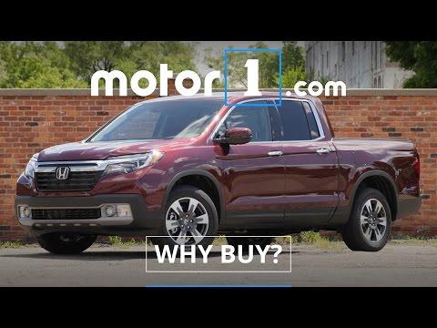 Why Buy?   2017 Honda Ridgeline Review