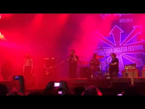 The Jesus And Mary Chain   Just Like Honey   Sao Paulo, Brazil, 2014