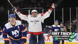 Ovi makes history, climbs up ladder with hat trick against Islanders