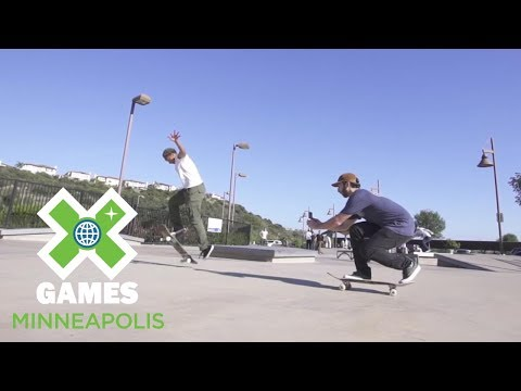 Samarria Brevard: Road to X Games | Minneapolis 2018