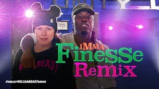 Download Lagu @BRUNOmars ft. @iamCARDIb  - FINESSE REMIX - @Willdabeast__ @JanelleGinestra choreo Gratis STAFABAND