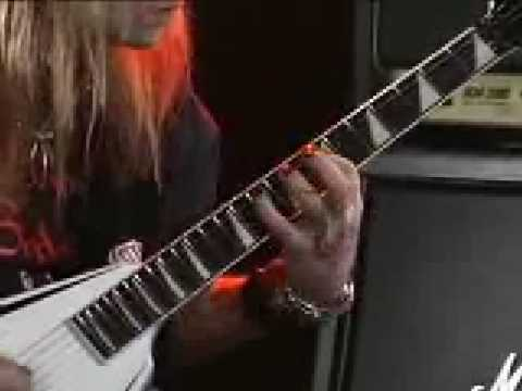 Children Of Bodom - Reap And Roll Excercise 8