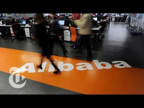The Alibaba I.P.O., Explained | The New York Times