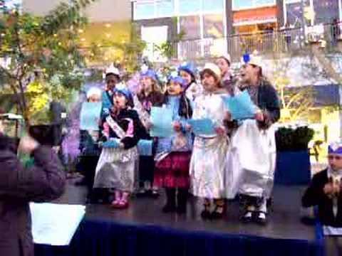 Chabad of South Bay -  Maimonides Torah Academy Choir - 12/10/2007