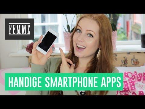 Handige smartphone apps - FEMME