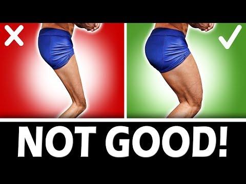 3 Hacks For Bigger Hamstrings! | GOODBYE SKINNY LEGS!