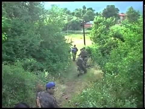 09  Krimet serbo sllave Uck ne akcion Army Liberation Kosovo