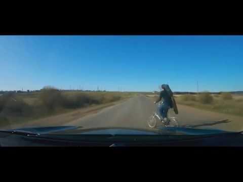 Самоубийцы на дорогах!