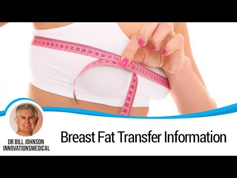 How Much Fat Do I Need To Get Bigger Breasts? - Breast Fat Transfer Information video