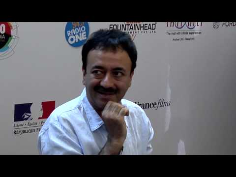 Rajkumar Hirani I Filmmakers Speak I MFF 2014